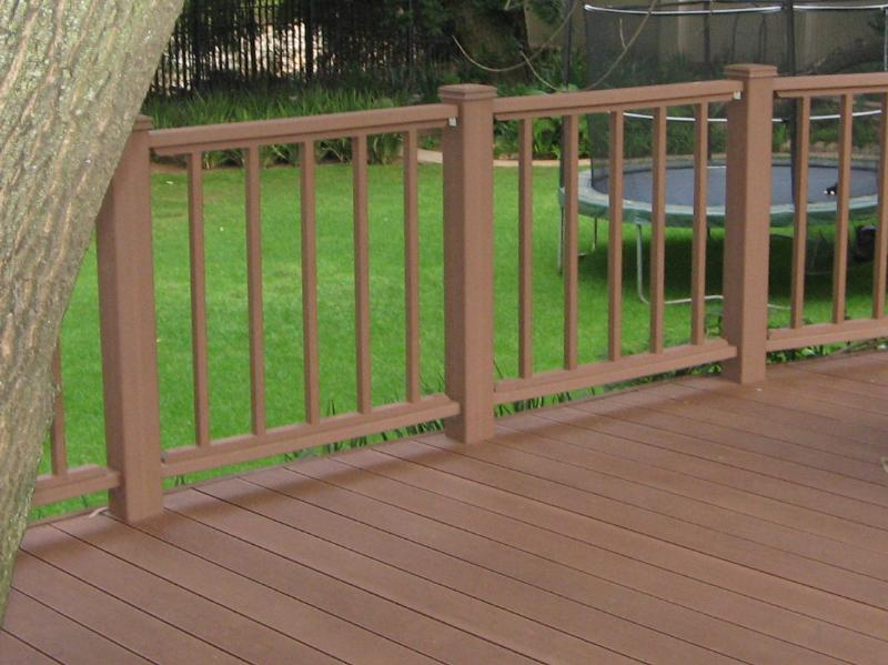 Wpc decking wood plastic composite 4everdeck for Garden decking for sale