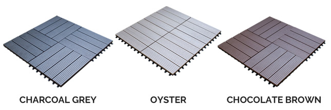 Decking Tiles | Product Catalog | 4Everdeck