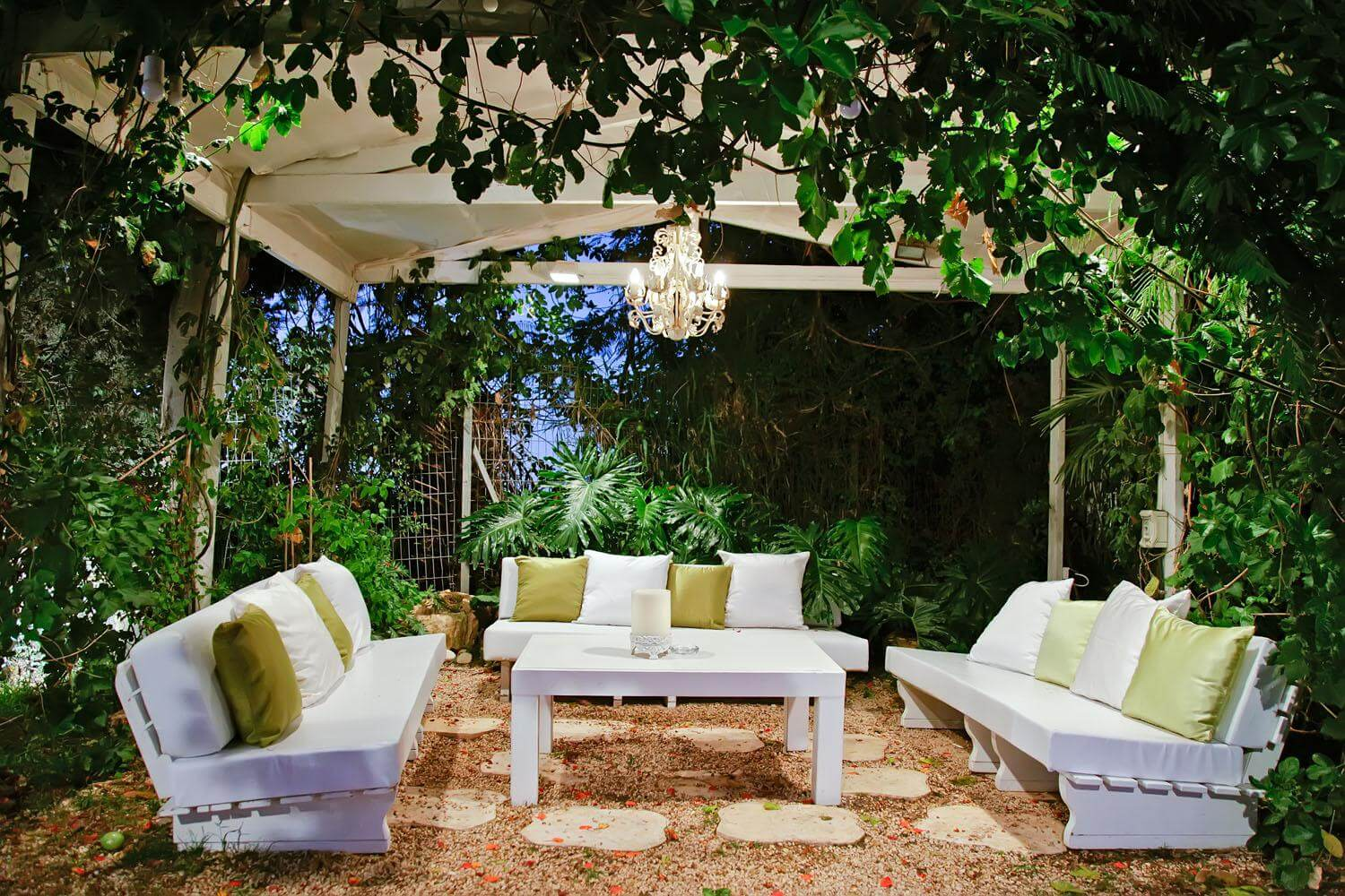 Image result for Faux Plants On Your Bland Decks And Patios