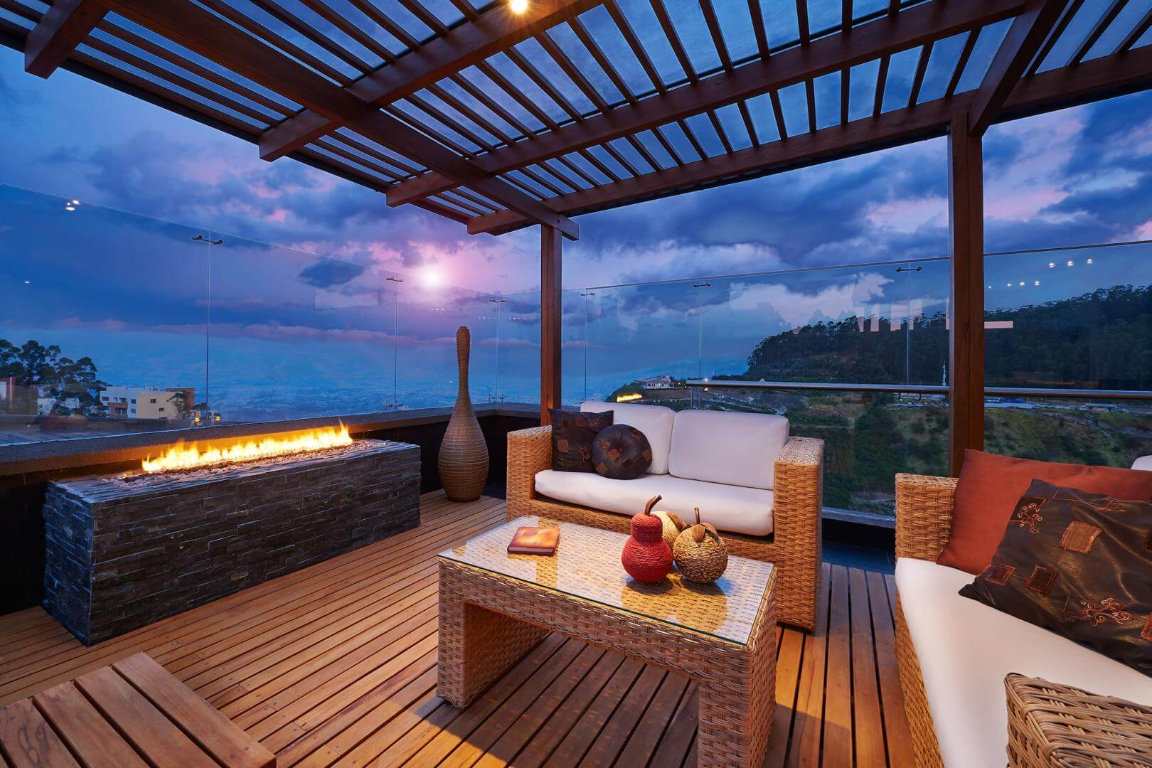 Patio and deck furniture trends